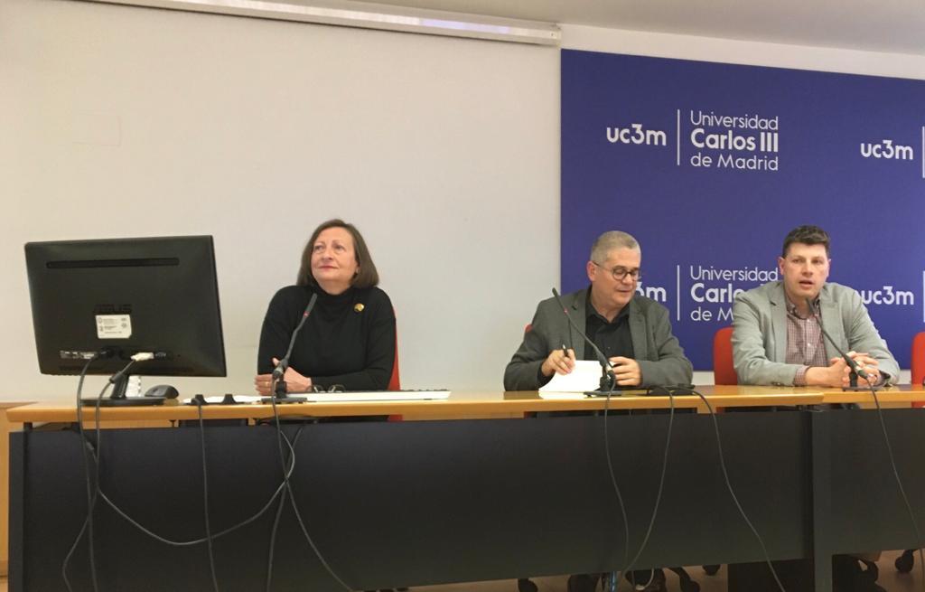 Daniel Marías, Leoncio López-Ocón, Mario Pedrazuela