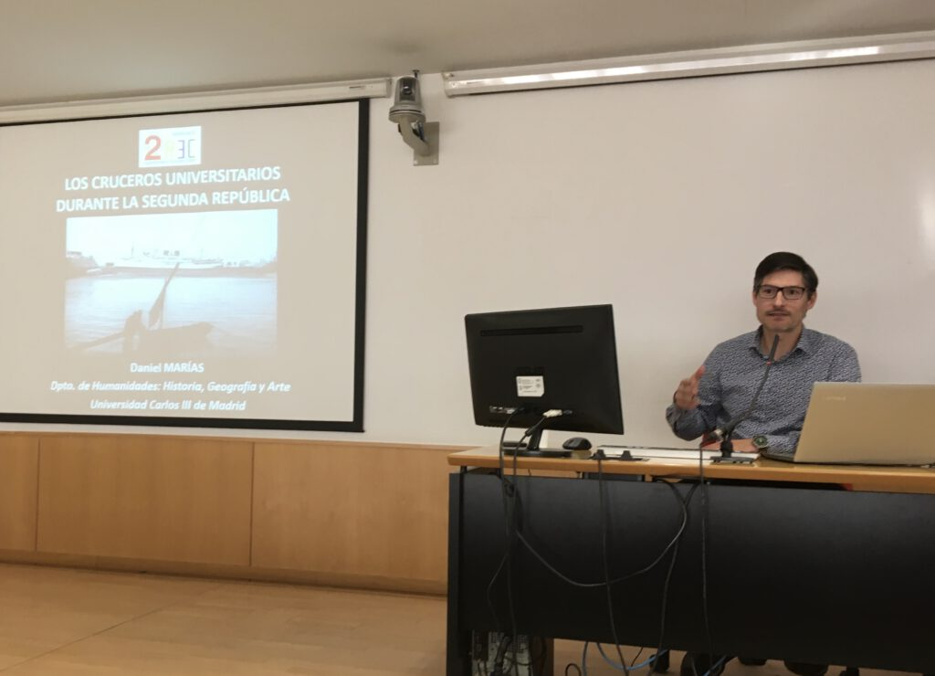 Presentación Daniel Marías