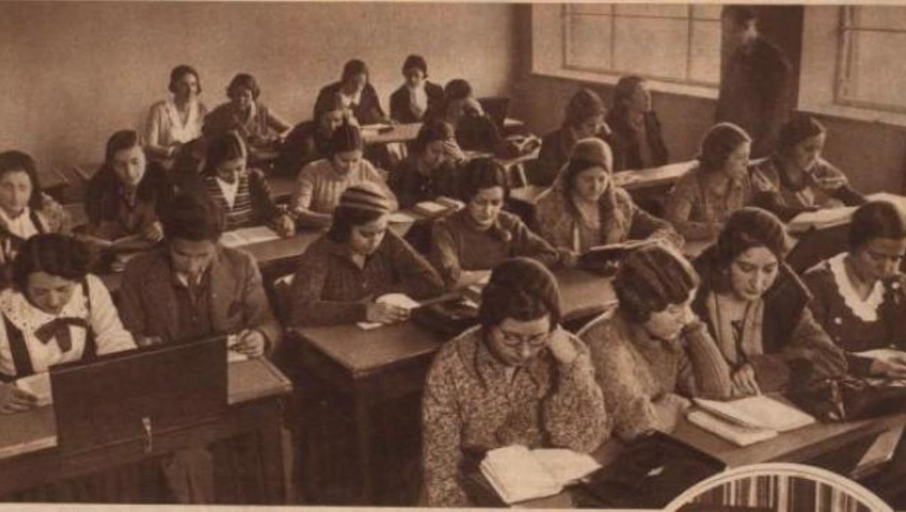 Colegio - Educación femenina
